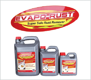 CRC Industries Acquires Evapo-Rust® Brand from Harris International Laboratories