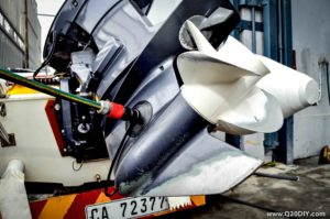Outboard motor-2