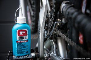 Mountain bike maintenance 1
