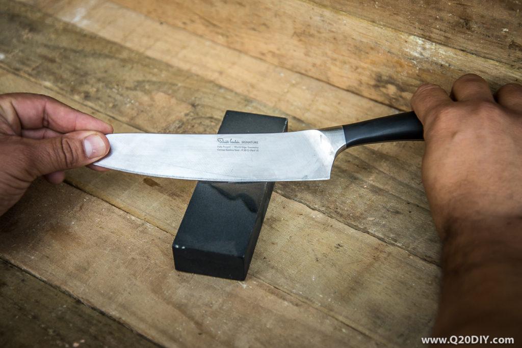 DIY KNIFE SHARPENING 2