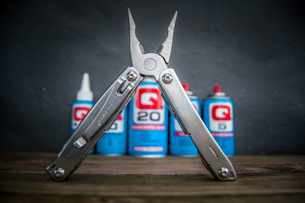 THE RIGHT LUBE FOR YOUR LEATHERMAN OR MULTI-TOOL