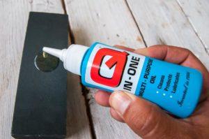 best whet-stone sharpening oil
