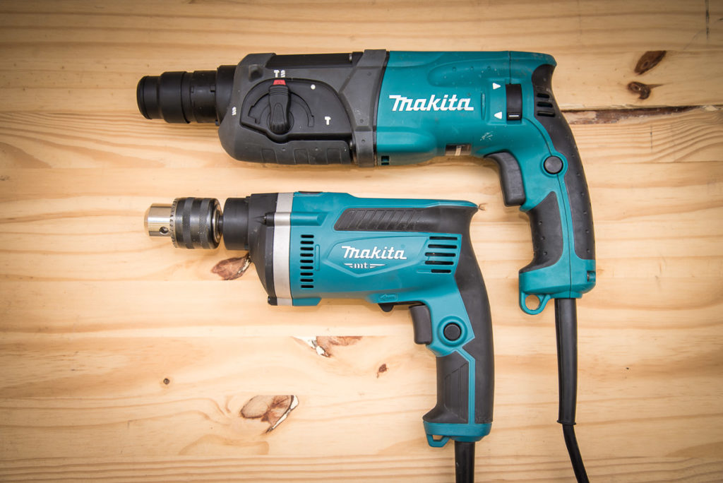 ROTARY HAMMER DRILL vs IMPACT DRILL & WHICH ONE SHOULD YOU BUY
