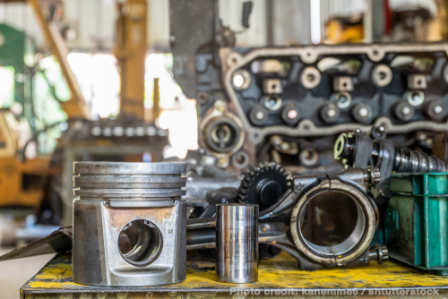 The smart way to clean greasy automotive parts
