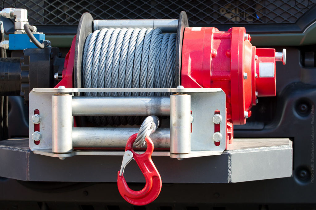 THE IMPORTANCE OF WINCH CABLE MAINTENANCE AND LUBRICATION